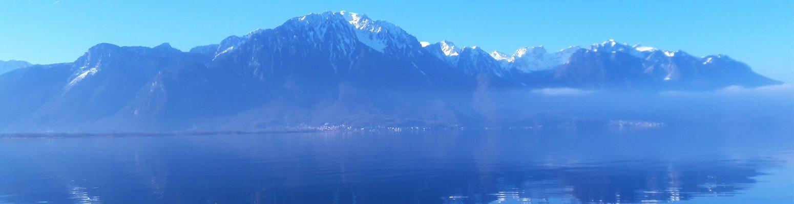 SUISSE, entre lacs et montagnes