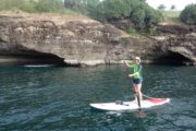 Punta Fuego SUP with kamay Tours Philippines